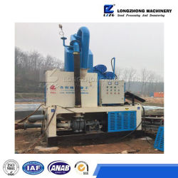 Slurry Treatment System with High Mud Handling Capacity