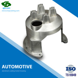 ISO/Ts 16949 OEM Aluminum Die Casting Gear Housing Motorcycle Parts