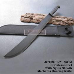 Hunting Knives Tactical Knives Fixed Blade Nepal Craft Knives 55cm