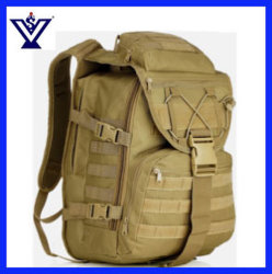 Military Tactical Camouflage Backpack Outdoor Small Waterproof Bags (SYSG-1836)