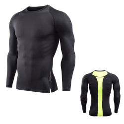 29817608e1f79 Wholesale Gym Workout Quick Dry Clothes Mens Compression Running T Shirts