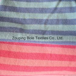 Knitting Fabric/Stripe /Spandex/Knitting Fabric