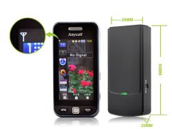 Mini Portable GSM Cell Phone Signal Blocker 3G Jammer
