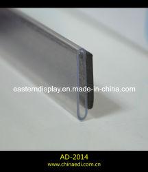 Magnet PVC Profile Price Holder (AD-2014)