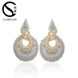 New Saudi Gold Jhumka Earrings Design With Price Dangle Drop