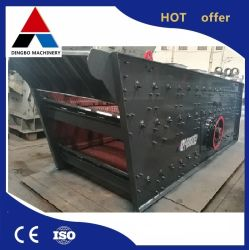 2015 New Vibration Screen for Sand Making Line Separating