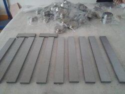 High Purity Nickel Chrome 80/20 Alloy Metal Nicr Sputtering Target