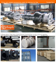Electrical Non Clogging Submersible Sewage Drainage Axial Mix Flow Slurry Centrifugal Water Pump