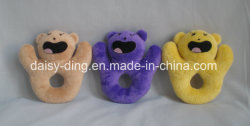 Plush Lion Kids Toys with Ring