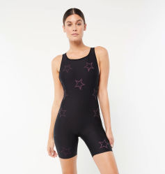 Women Biker Shorts High Waist Elastic Skinny Short Female Solid Color Fitness Sports Push up Pant