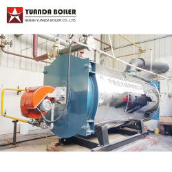 300 000kcal To 14 000 Gas Oil Fired Horizontal Thermal Boiler