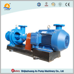 China Energy Saving Centrifugal Horziotnal Paper Pulp Pump