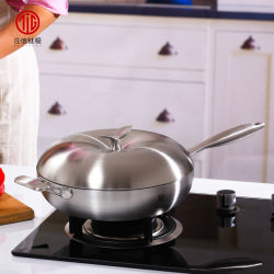 Super Quality No Coating Non Stick Hand Egg Fry Pan