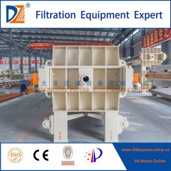 2017 New Coal Slurry Filter Press