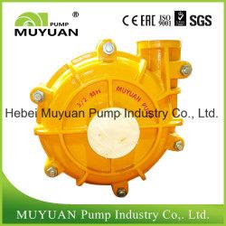 Flotation Circuit Filter Press Feed High Head Centrifugal Slurry Pump