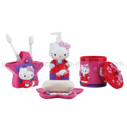 Baby Products Resin Bath Ware for Bathroom Accessory Sets
