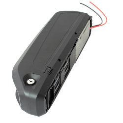 5V USB Charging Port Rechargeable 48V Ebike Battery 13s5p 48V 17.5ah Hailong Battery