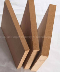 Cabinet Material MDF Duvar Paneli / MDF Sheet Prices 1220mmx2440mmx18mm E1 for Wholesale MDF