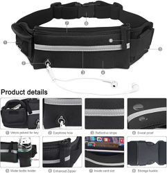 OEM Fashion Waist Bag, Sport Waterproof Waist Pouch