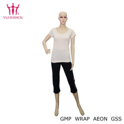 Customized Cotton Printed/Knitted/Short Sleeve/Sport/Round Neck/Printing/Plain Printing Men/Women Plain Apparel From Group Brand