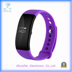 Fashion V66 Smart Band Bracelet Heart Rate Monitor Activity Fitness Tracker Wristband for Ios Android Mobile Phone