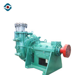 380V Electric Motor Industrial Processing Slurry Pump Sand Pump Centrifugal Pump