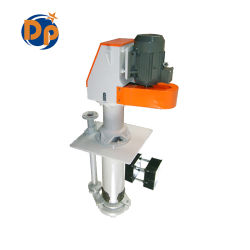 Acid Resistant Solid Slurry Sump Pump and Spare Parts