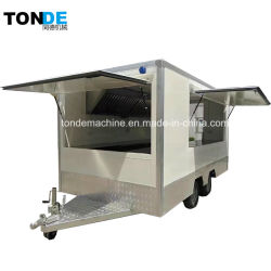 China Outdoor Fast Food Kiosk, Outdoor Fast Food Kiosk