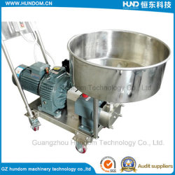 Food Grade Transfer Pump for Cooking Oil Lobe Pump
