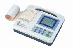 ECG-601 6 Channel Digital ECG