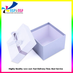 Fashion White Paper Perfume Gift Boxes Packaging Box