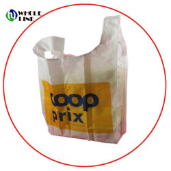 Wholesale Promotional Durable Shopping Recycle Garment Packaging Foldable Nonwoven Bag