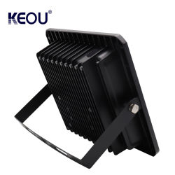 Ce RoHS Rechargeable Energy Saving IP65 40W Warm White Sport Ground Lamp LED Flood Light Solar Powered