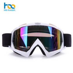 Outdoor Sports Safety Eyewear Motocross Mx Glasses Dirt Bike Goggles