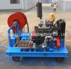 Factory Water Drain Hydraulic Sewer Cleaning Jetting Pump