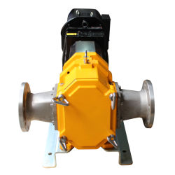 High Viscosity Self-Priming Electric Bulk Slurry Transfer Pump