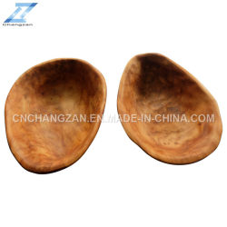 The Classical Wooden Root Carving of Fruit Plate