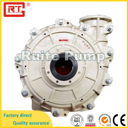 Heavy Duty Industrial Centrifugal Vertical Horizontal Mining Mineral Processing Metal Rubber Abrasion Wear-Resisting Chrome Water Sand Mud Slurry Pump