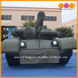Inflatable Paintball Bunkers Tankers Inflatable Tank Model (AQ7474-1)