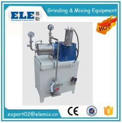 Paint Horizontal Bead Mill for Pesticides, Biological Medicine in Nano Level