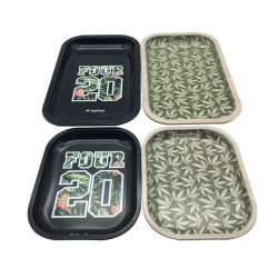 Rolling Smoke Tin Tray Machine Wholesale Metal Material