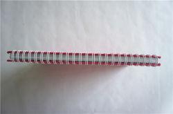 Wholesale Blank Journals Custom Hardcover Spiral Bound Notebook Notepad