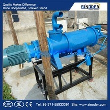 Animal Waste Dewatering Separator Machine