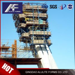 Aluminium Automatic Climbing Formwork System Self-Climbing Formwork System for Core Wall and Elevator Shaft safety with Cheap Price