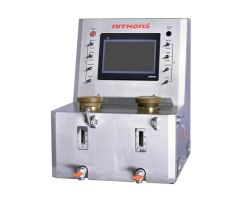 Atmospheric Pressure Consistometer for Oil Well Cementing