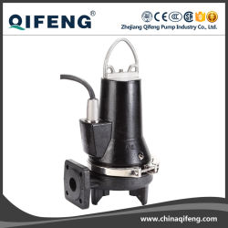380V Sewage Single-Stage Submersible Pump with Control Box