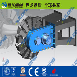 Dredging Pipeline/HDPE Pipe/Floating Rubber Pipe/Cutter Head/Spud Carriage/Wheel Cutter/Anchor Boom/Hydraulic Propeller