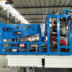 Slurry Dewatering Machine for Municipal Slurry Treatment