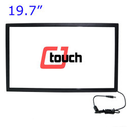 "Cjtouch 19.7"" Cheap IR Touch Screen 19.7 Touch Panel Price"
