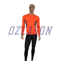 OEM Service Wholesale Custom Compression Tights Sports Active Fitness Clothes